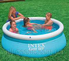 Надувной бассейн intex 28101