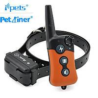 Ошейник для тренировки собаки iPets PET619S 100% Водонепроницаемый Перезаряжаемый