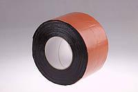 Гидроизоляционная лента Plastter терракот 10 см, 10 м