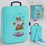 Рюкзак з собачкою і вихованцем, аксесуари грумера, фото 2