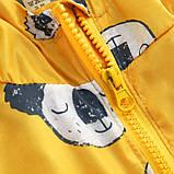 Ветровка с принтом для девочки размер 104., фото 2