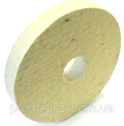Круг фетровый на станок 200/30/32 жесткий