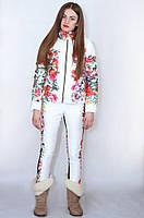 Модный зимний костюм (куртка+штаны)