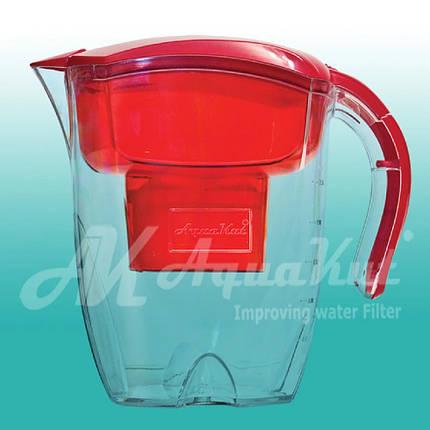 Фильтр кувшин Ювенус 3,7 литра (AquaKut), фото 2