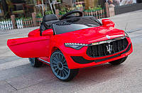 Детский электромобиль Maserati T-7628/1 Красный