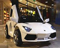 Детский электромобиль Lamborghini T-7630 Белый