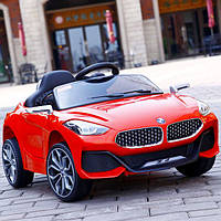 Детский электромобиль BMW T-7634 Красный