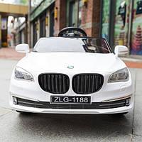 Детский электромобиль BMW T-7615 Белый