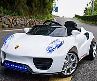 Детский электромобиль Porsche T-7622 Белый