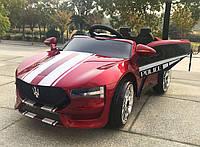 Детский электромобиль Maserati T-7624 Красный