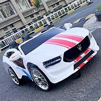 Детский электромобиль Maserati T-7624 Белый