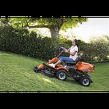 Садовый трактор или райдер