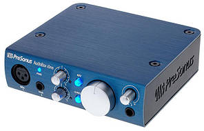 USB аудиоинтерфейс PreSonus AudioBox iOne