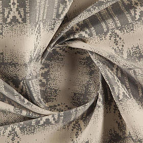 Обивочная ткань для мебели Хай Лайн Хадсан (High Line Hudson) серого цвета