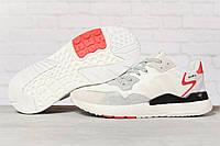 Кроссовки мужские 17300, Adidas 3M, белые, [ 41 43 44 45 46 ] р. 41-25,2см., фото 1