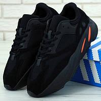 Мужские кроссовки Adidas Yeezy Wave Runner Boost 700 Black