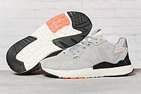 Кроссовки мужские 17295, Adidas 3M, серые, [ 41 44 ] р. 41-25,2см., фото 1