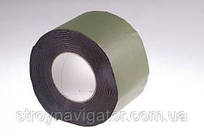 Гидроизоляционная лента Plastter коричневый 10 см х 10 м