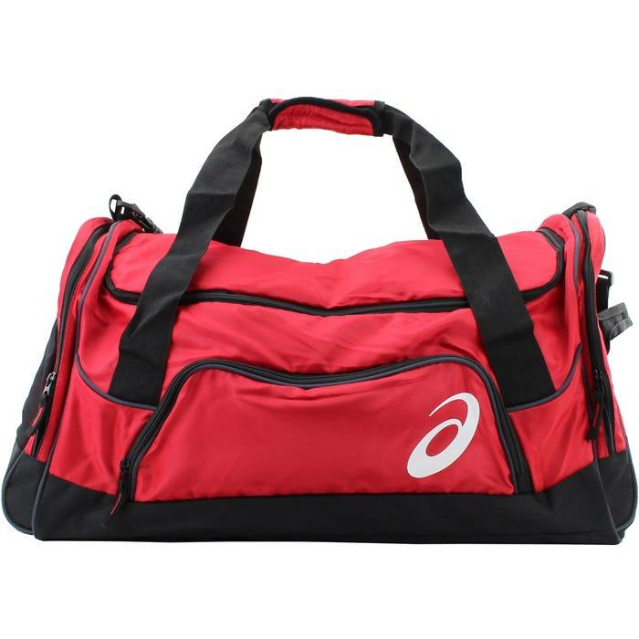 Сумка Asics Edge II Medium Duffle Bag (ZR3435-2390) Red/Black - Оригинал