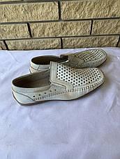 Туфли, мокасины унисекс летние очень хорошего качества на полиуретановой подошве, большие размеры JIESEDER, фото 3