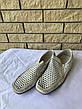 Туфли, мокасины унисекс летние очень хорошего качества на полиуретановой подошве, большие размеры JIESEDER, фото 4