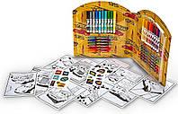 Набор для рисования Crayola Тачки-3 45 предметов (04-0293)