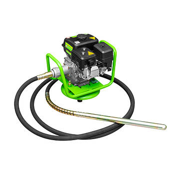 Бензиновый вибратор для бетона Zipper ZI-BR160Y