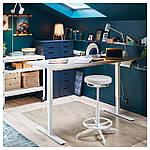 IKEA LIDKULLEN Рабочий стул, Ганнаруд бежевый (004.183.76), фото 2