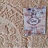 """Простынь махровая.  Cotton Şikel Sacakli """"HITIT"""".  В подарочной коробке.  Евро: 200х220 см.Цвет пудра. Турция., фото 8"""