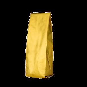 Пакет с центральным швом 135х360/30+30 (золото матовый) / 100шт, фото 2