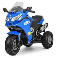 Мотоцикл Bambi M 3688EL-4 Синий