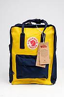 Городской рюкзак Fjallraven Kanken Classic 16 л  Топ качество ( тканевая подкладка)