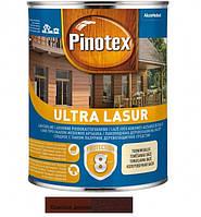 Деревозащитное средство Pinotex Ultra Lasur красное дерево 3л