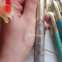 Рідка підводка для очей кольоровий Lily з кератином #6