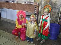 Клоун на выпускной в детском саду