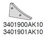 Клин польової дошки 3401901AK10