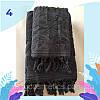 """Полотенце махровое для лица.  Vip Cotton """"VASE"""" :: Sikel. 50*90. Турция. Плотность: 500 г/м2, фото 5"""