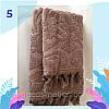 """Полотенце махровое для лица.  Vip Cotton """"VASE"""" :: Sikel. 50*90. Турция. Плотность: 500 г/м2, фото 7"""