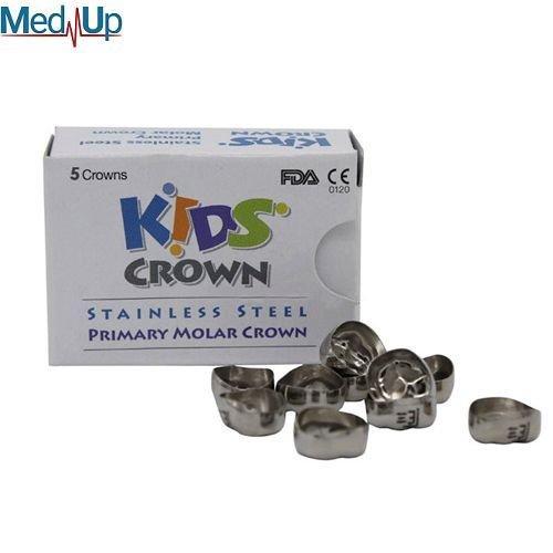 Дитячі коронки Kids Crown (5 шт)