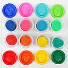 Набор Тесто-пластилин 8 цветов (400 грамм). Оригинал Genio Kids TA1045, фото 3