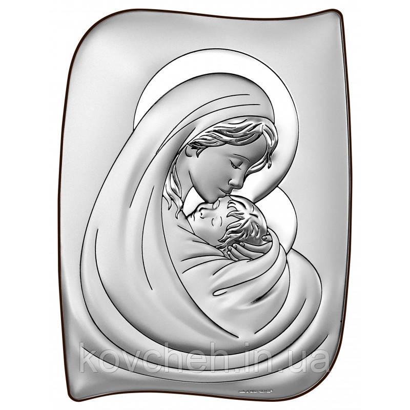 Ікона Мадонна з дитиною 13,5х18
