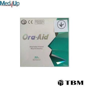 Інтраоральний загоювальний пластир Ora Aid 50x15мм