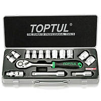 Инструмент для СТО, шиномонтажа TOPTUL  набор 15 едениц