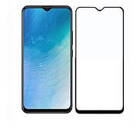 Защитное стекло с рамкой для VIVO Y19 2019