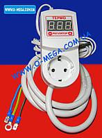 Терморегулятор таймер ЦТРТ-А для автоклава (стерилизатора) 16А точность настройки 0,1°С, фото 1
