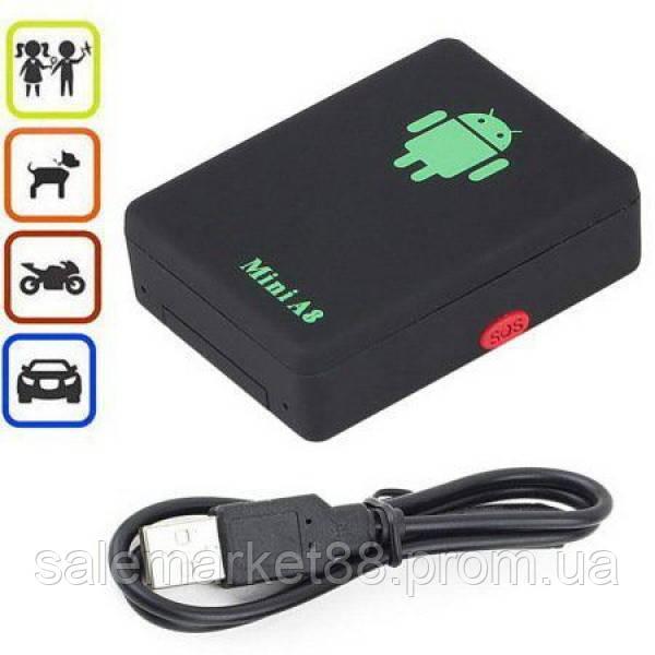 GPS-Трекер mini A8 GSM