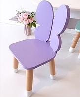 """Детский деревянный стульчик """"Бабочка"""""""