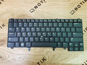 Клавиатура для ноутбука DELL Latitude E5420 E5430 E6220 E6320 E6420 E6430 (nsk-dv0uc 01) ОРИГИНАЛ
