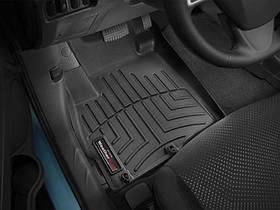 Ковры резиновые WeatherTech Citroen C4 Aircross 2012+  передние черные