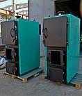 2 пеллетных котла по 100 кВт для хлебопекарни г.Николаев